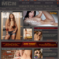 Thumbnail image representing MCNudes who published the images linked to by the fusker collection