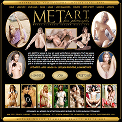 Thumbnail image representing MetArt who published the images linked to by the fusker collection